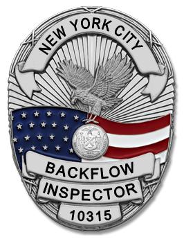 backflow-badge