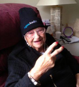 Grandma Dottie (September 26, 1918 to November 5, 2014)